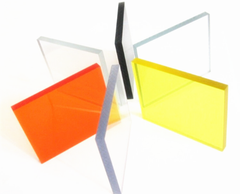 Gecey manufactures colored plexiglass sheet | gecey