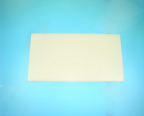 Rectangular backlight panel