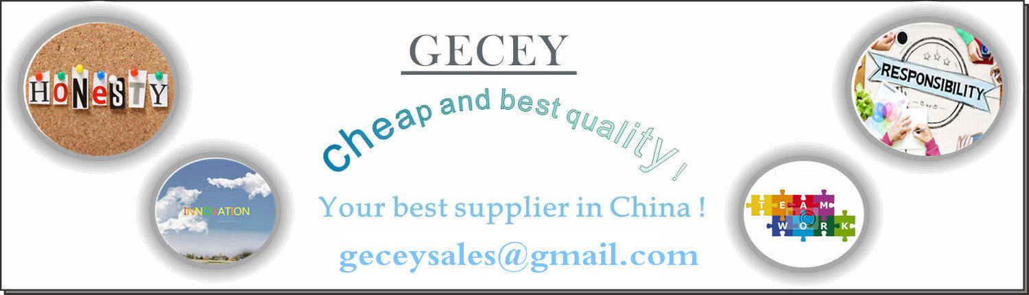 Gecey-Company values page