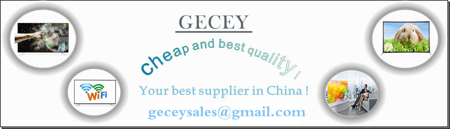 Gecey-led tv-product page
