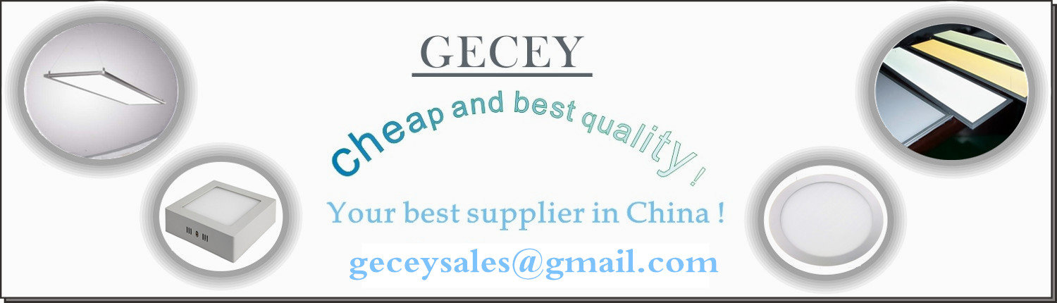 Gecey-panel light-home page
